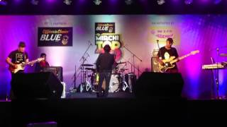 Saanson Ke (Raees), singer KK live at Mirchi Top 20 Concert, MMRDA Grounds, Mumbai, 11 Feb 2017