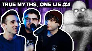 Cryptids & Even More Pizza! (TMOL Podcast #4)