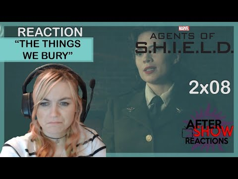 "Download Marvels Agents Of SHIELD 2x08 - ""The Things We Bury"" Reaction HD Mp4 3GP Video and MP3"