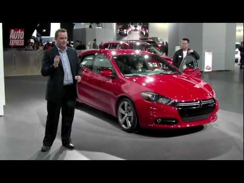 Detroit Motor Show 2012 Dodge Dart - Auto Express