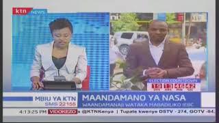 KTN Mbiu: Mali ya thamani ya mamilioni ya fedha yateketea soko la 'Gikomba' mjini Nairobi [Part 1]
