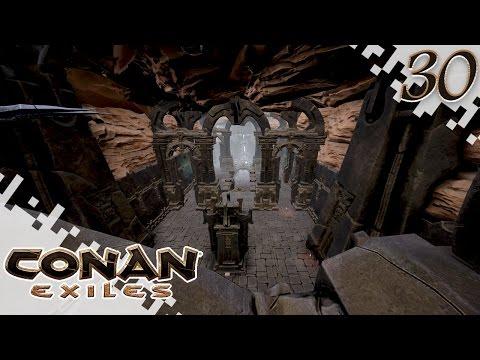 Conan Exiles Walkthrough My Pet Imp Ep27 By Vintagebeef Game