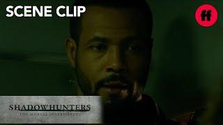 Shadowhunters | Season 2, Episode 6: Luke and Maia Flashback | Freeform