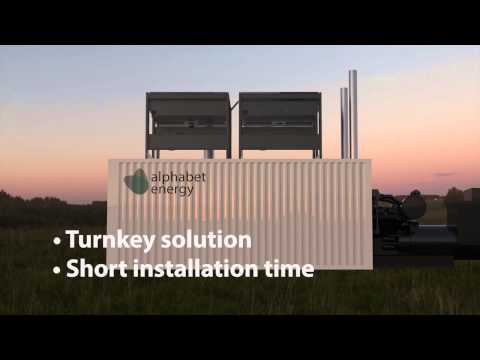 Alphabet Energy's E1 Thermoelectric Generator