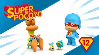 Super Pocoyo encourages good habits