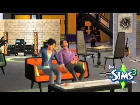 The Sims 3 Luxusní bydlení
