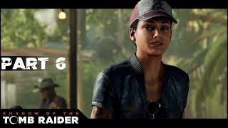 Jonah's New Friend - Part 6 - 🏺💀 Shadow of the Tomb Raider - Lets Play Walkthrough Gameplay PC