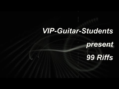 "VIP-Guitar Students ""99 Riffs"" Mp3"