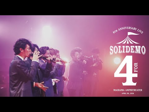 SOLIDEMO / SOLIDEMO 4th Anniversary Live~for~ Acappella Digest