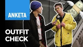 1000 € vs. 8 € outfit | Outfit check FCK THEM store opening