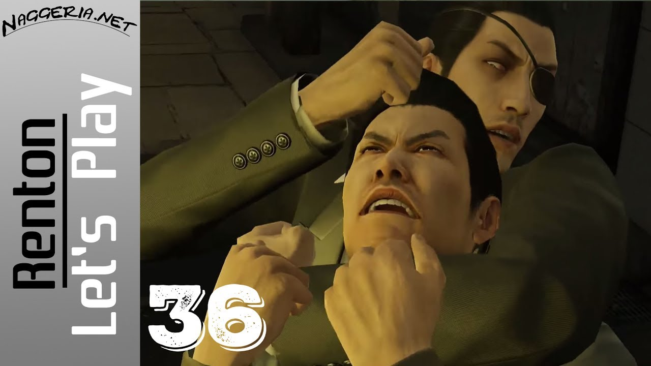 Yakuza Zero – Part 36: Nishitani