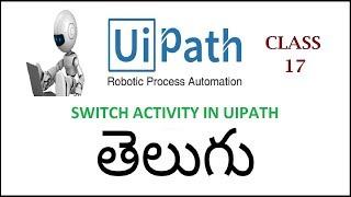 rpa uipath tutorial for beginners in telugu - TH-Clip