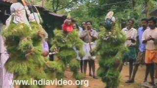 Kummattikkali - A rural art form of Kerala