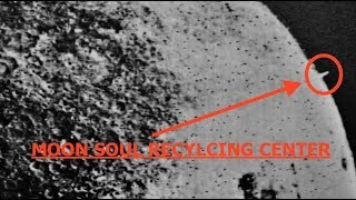 """Is the Moon a Soul Recycling Center? Ancient Texts Discovered """"The Earth without a Moon"""""""