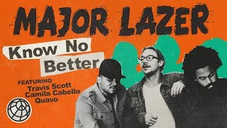 Major Lazer - Know No Better EP