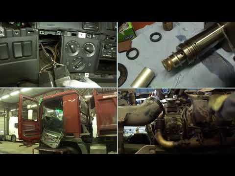 Truck Repair. Ремонт грузовиков.