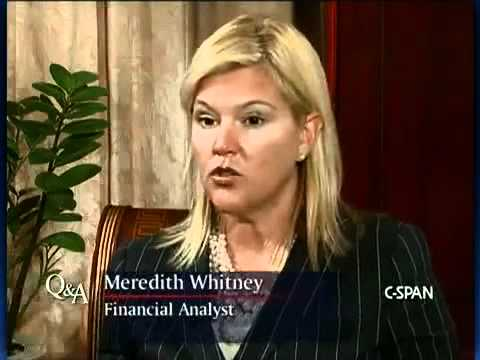 Sample video for Meredith Whitney