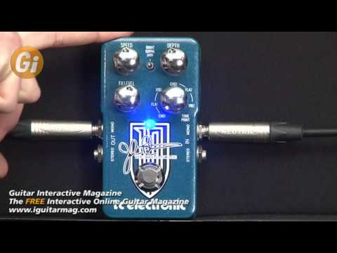 TC Electronic Dreamscape John Petrucci Pedal Review With Jamie Humphries iGuitar Magazine