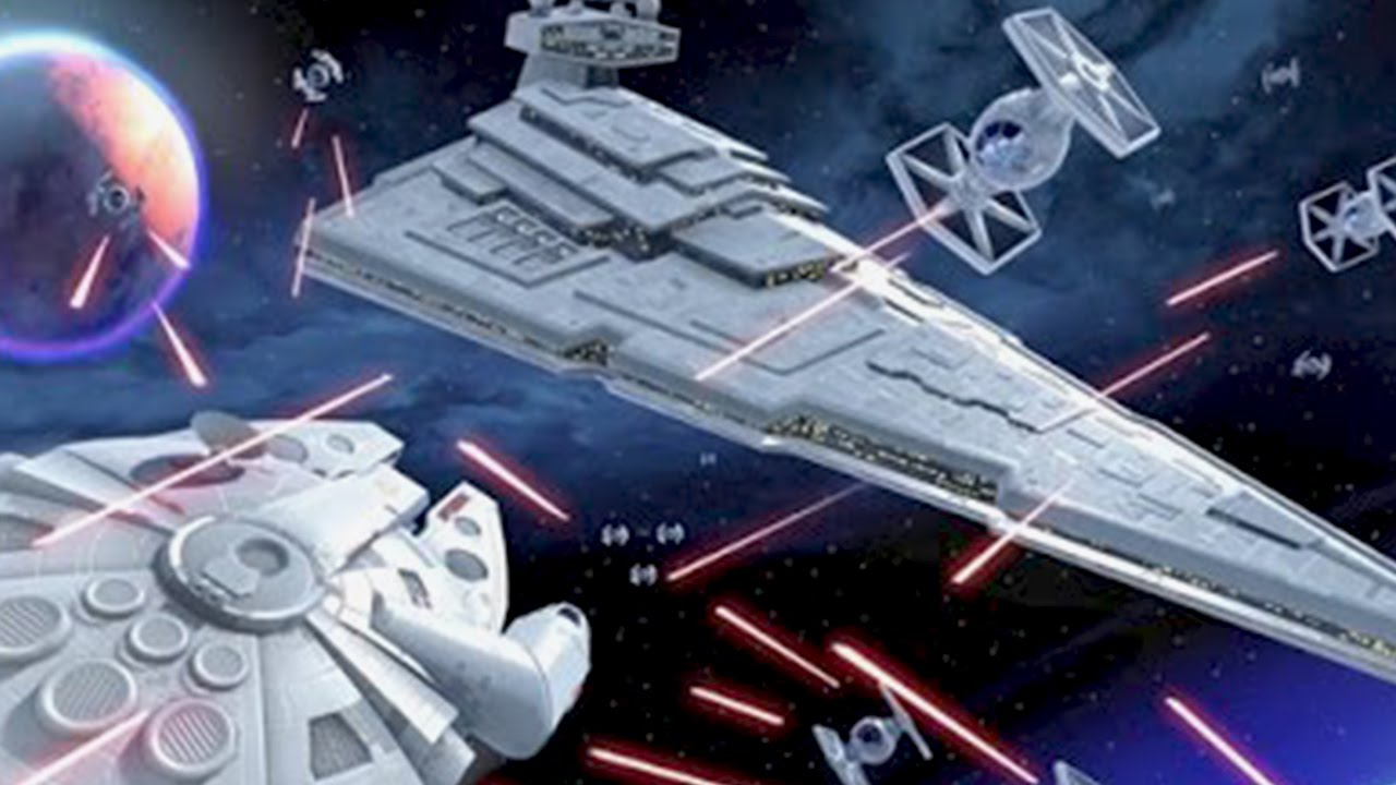 DISNEY INFINITY 3.0 – Star Wars Trailer #VideoJuegos #Consolas