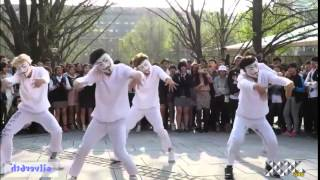 Cross Gene Play With Me Dance  mirrored