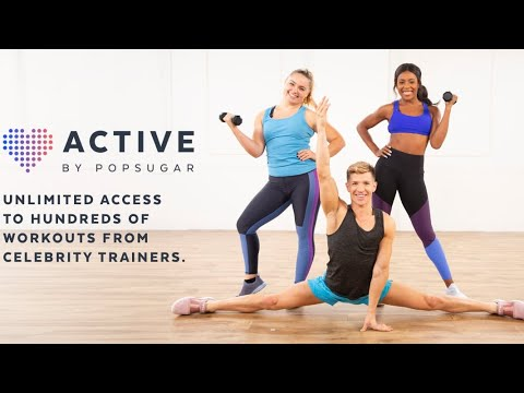 Get Hundreds of Workouts Free From POPSUGAR!
