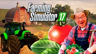A QUINTA DO RIC | #1 | Farming Simulator 2017