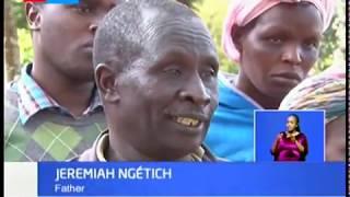 VICTIM IDENTIFIED: Judy Chepchirchir was among the 5 dead in the Eldama Ravine accident