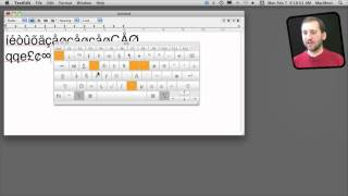 Typing Accent Marks On Your Mac (MacMost Now 513)