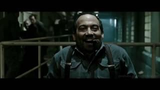 Драка Роршаха в тюремной камере - Хранители