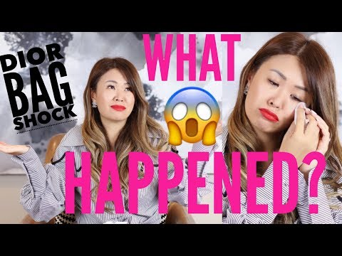 WHAT HAPPENED TO MY DIOR BAG? DESIGNER BAG FAIL?? – Mel in Melbourne