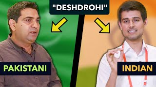 Pakistan ka Deshdrohi | Exclusive Interview of Dhruv Rathee with Pakistani Human Rights Activist