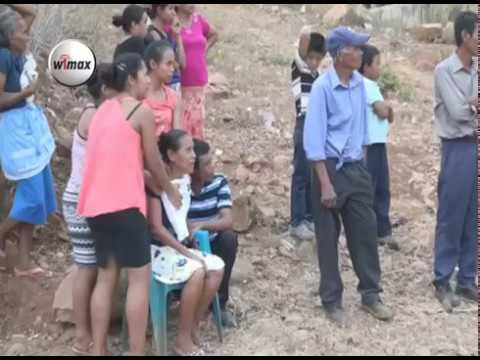 Ahuachapán, reportan homicidio en Caserío Agua Fría en Tacuba