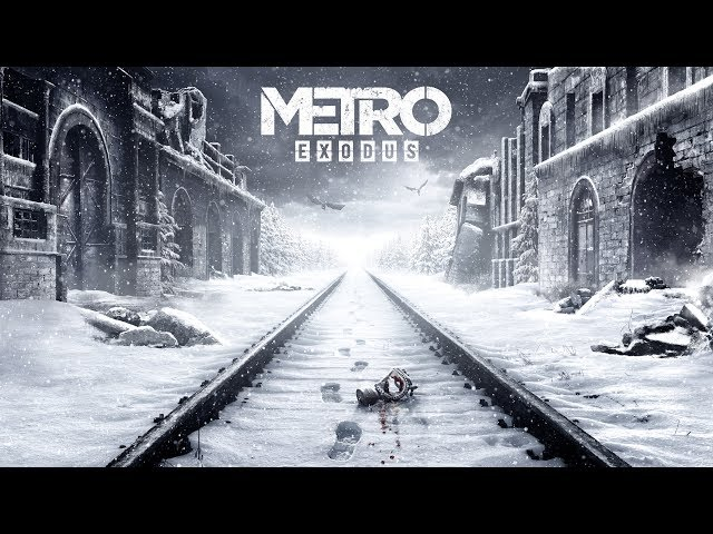 Metro Exodus - Best PC Game of E3 2017 - Nominee