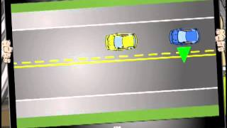 How to Pass on a Two-Lane Road | Comedy Defensive Driving