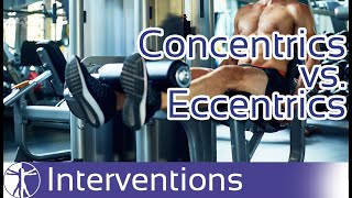 Eccentric vs. Concentric Exercises: What is Most Effective for Tendon Pain?