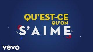 Patrick Bruel   Qu'est Ce Qu'on Fait (Lyrics Video)