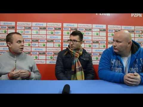 Komentarz express po meczu Stomil Olsztyn - Zagłębie Sosnowiec
