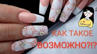 AS?!? 😫😓 YES THIS IS SIMPLE SIMPLE !!! TOP DESIGN OF NAILS AT ALL CASES OF LIFE