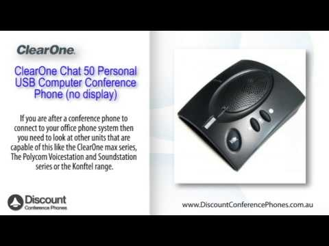 ClearOne Chat 50 Personal Speaker Phone