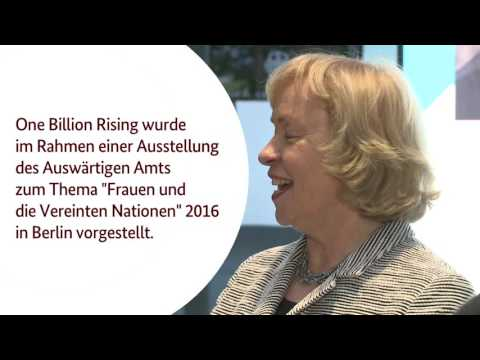Frauen in den Vereinten Nationen: One Billion Rising