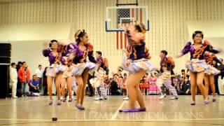 Reyes Unidos 2016: Caporales Universitarios San Simon Virginia