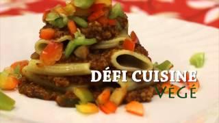 Défi Cuisine VéGé - épisode 3