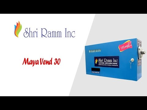 Maya Vend 30 Sanitary Napkin Vending