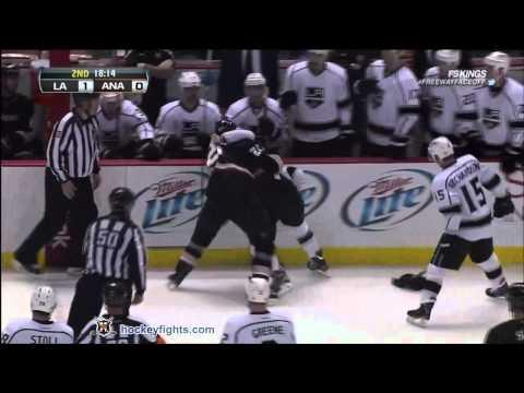 Kyle Clifford vs Sheldon Brookbank
