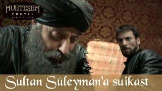 Sultan Süleyman'a Suikast - Muhteşem Yüzyıl 119.Bölüm