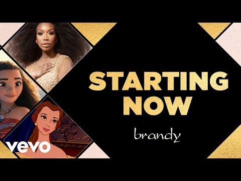 """ブランディー「Starting Now」(""""Ultimate Princess Celebration""""の オリジナルテーマソング)"""