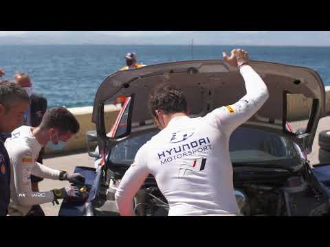 WRC 2021 ラリー・ギリシャ 金曜日ハイライト動画(2/2)