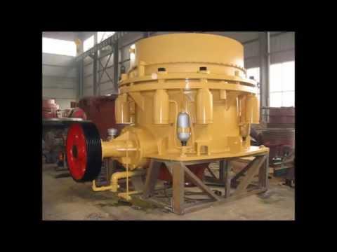 Venta de Trituradora de cono hidráulica