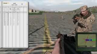 арма 2 тушино обучение стрельбы/корректировка с миномёта [RST]Goblin75 feat [SKIF]rolla part3