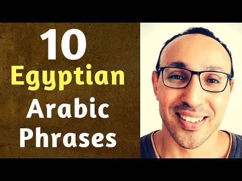 Learn Egyptian Arabic: 10 Key Phrases to Start a Conversation in Egyptian Dialect